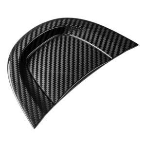 Carbon Fiber Car Interior Reading Lamp Panel For BMW MINI COOPER S ONE F54 F55 F56 F57 F60 Ceiling Light Trim Sticker Accessory
