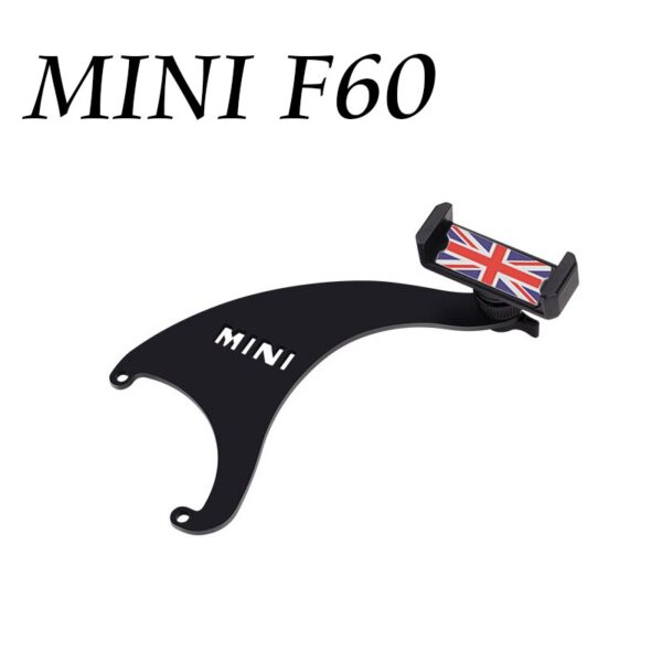 For-MINI-Cooper-R60-R61-R55-R56-F54-F55-F56-F57-F60-Smartphone-Cell-Phone-Cup-Mount-Holder-Rotatable-Phone-GPS-Holder