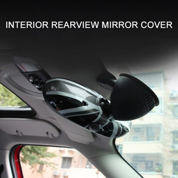 Car-Interior-Rearview-Mirror-Cover-Shell-Housing-for-MINI-Cooper-F54-F55-F56-F57-F60-Clubman-Countryman-Car-Styling-Accessories