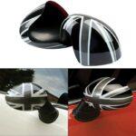 Car Door Side Mirror Cover Caps for Mini Cooper Hardtop F54 F55 F56 F57 F60 Series