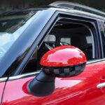 Car Door Side Mirror Cover Caps for Mini Cooper Hardtop F54 F55 F56 F57 F60 Series JCW Style