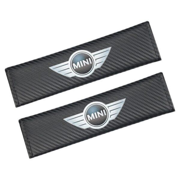 2pcs New Arrival Carbon Fiber Protection Cover case for Mini Cooper Countryman clubman F54 F56 F55 F60 R60 R61