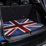 Custom Car Trunk Mat for BMW MINI Cooper F54 F55 F56 F60 R60 One S JCW Parts Countryman Clubman Hatchback Accessories