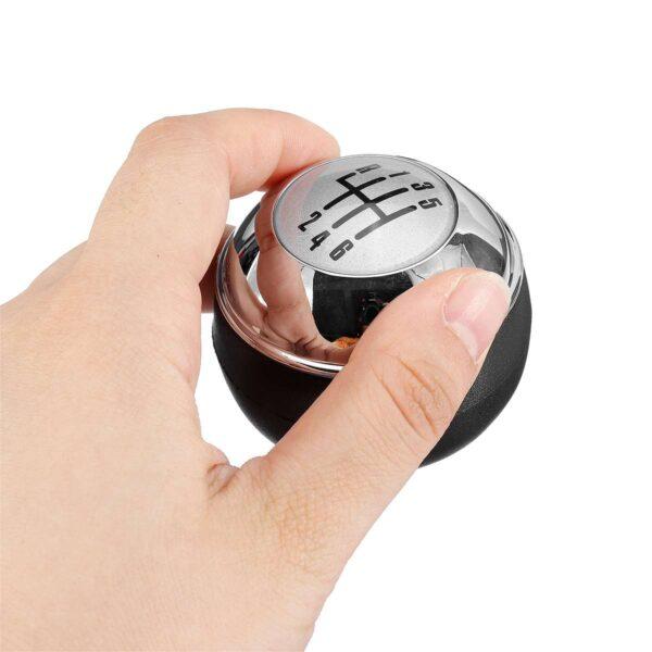 5/6-Speed-Manual-Gear-Shift-Knob-Shifter-Lever-Handle-Ball-For-Mini-R50-2000-2006-Cabrio-R52-2002-2008