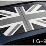 Semitransparent Sunroof Roof Sticker Car Styling For MINI Cooper JCW F54 F55 F56 F57 F60 Countryman Clubman Accessories