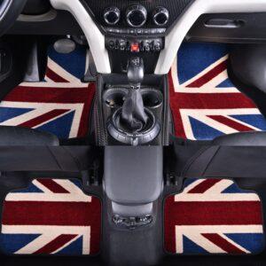Car Floor Foot Mats For BMW MINI Cooper S One JCW F54 F55 F56 F60 F57 F60 R55 R56 R57 R60 R61 Countryman Interior Accessories