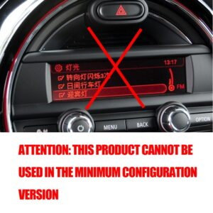 Navigation Bracket Auto Mount Stand Mobile Phone Holder for MINI COOPER F54 F55 F56 F57 F60 Clubman Countryman Car Accessories