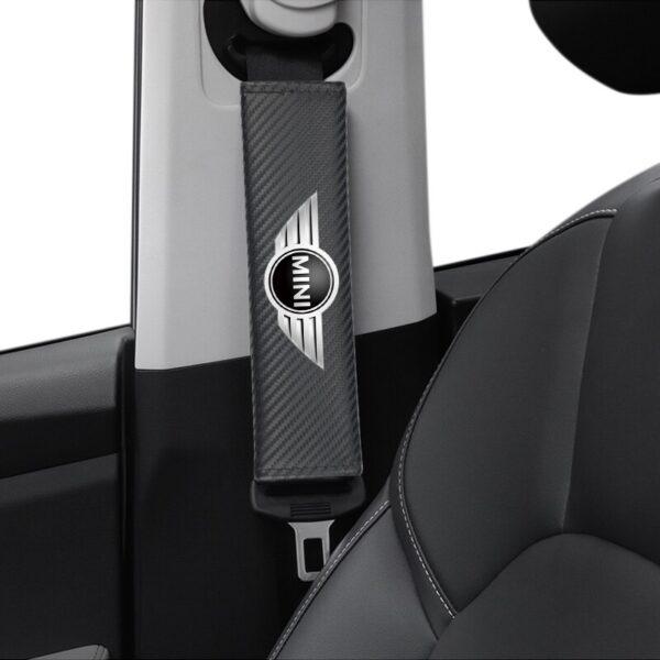 2pcs-New-Arrival-Carbon-Fiber-Protection-Cover-case-for-Mini-Cooper-Countryman-clubman-F54-F56-F55-F60-R60-R61