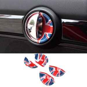 Car Door Wrist Handles Scratches Protective Cover For BMW MINI Cooper S F54 F55 F56 F57 F60 Interior Decoration Styling Sticker