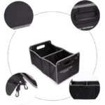 Car Folding Storage Basket Box Space Organizer Stowing Tidying Bag For Mini Cooper S JCW R55 R56 F55 F60 Countryman Accessories