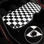 Car interior trunk window pad For BMW MINI COOPERS ONE F55 F56 F60 car styling COUNTRYMAN car interior decoration accessories
