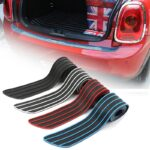 Rear-bumper-rubber-edge-protection-For-MINI-cooper-COUNTRYMAN-R55-R56-R57-R60-F54-F55-F56-F60-car-styling-lip-bumper