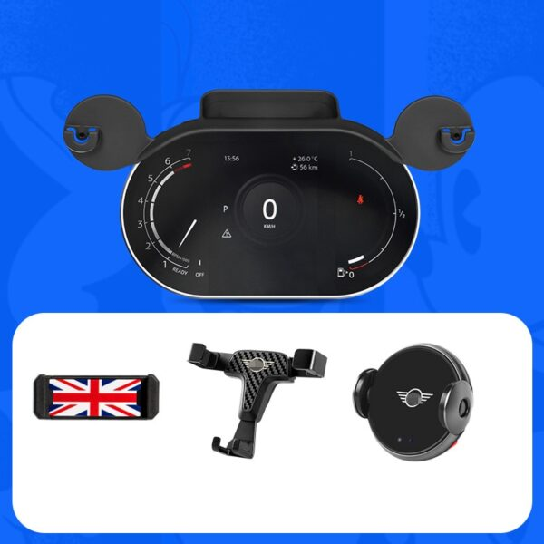 Phone-Holder-In-Car-Dashboard-GPS-Mount-Stand-For-iPhone-Telephone-Support-Mini-Cooper-Styling-Accessories-2021-New