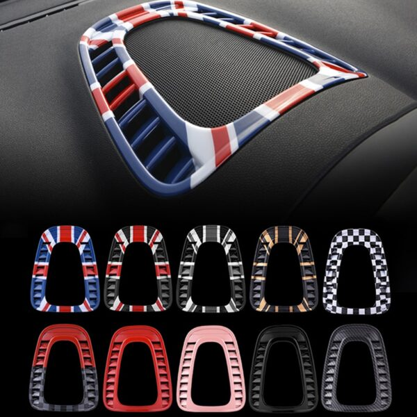 Car-air-conditioning-air-outlet-decoration-Sticker-For-BMW-MINI-COOPER-S-COUNTRYMAN-F60-SUV-car-Interior-styling-accessories