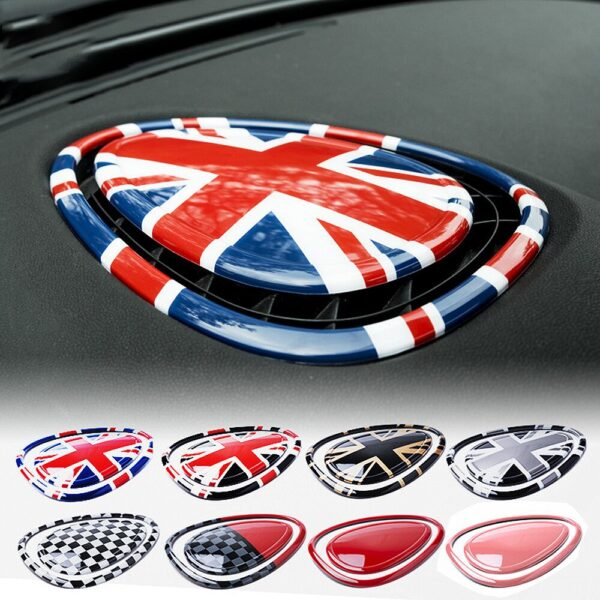 Air-Conditioner-Outlet-Sticker-For-BMW-MINI-Cooper-F54-F55-F56-F57-Central-Console-Decoration-JCW-Clubman-Car-Accessories