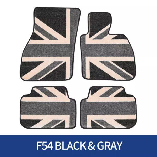 F54 black gray
