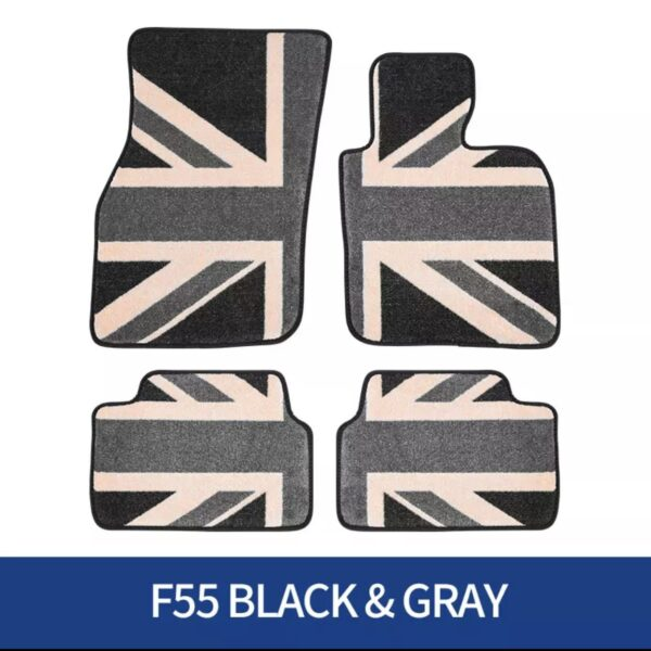 F55 black gray