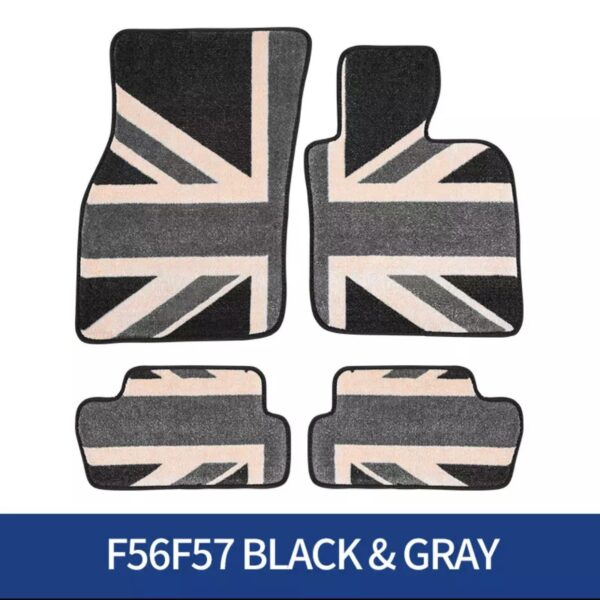F56-F57 black gray