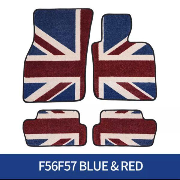 F56-F57 blue red