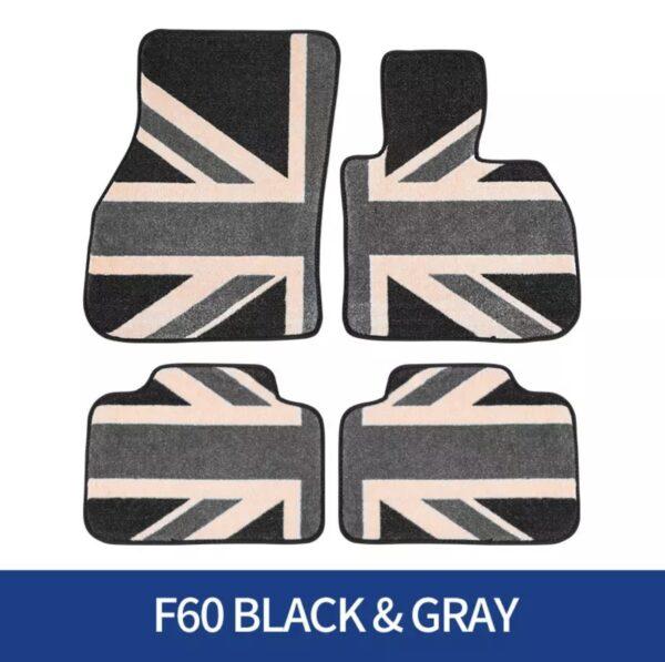 F60 black gray