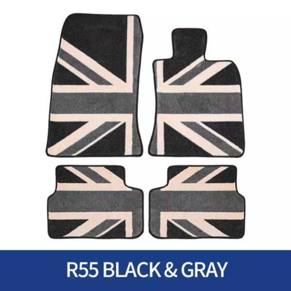 R55 black gray
