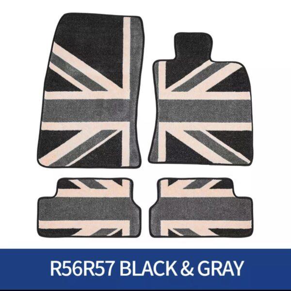 R56-R57 black gray