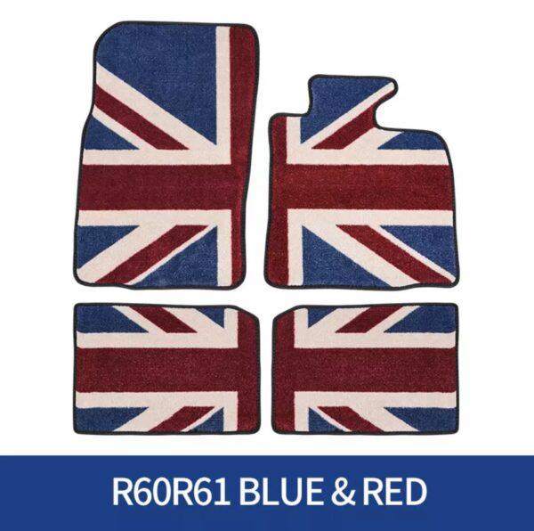 R60-R61 blue red